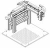 Robotic Arm XYZ Systems -- XYZ-RA-080-080-080-400X400X150
