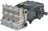 Triplex Plunger Pump, Solid and Splined Shafts -- AB100PS -Image