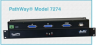 7274 Single Channel RS-530 A/B Switch -- Model 7274 -Image