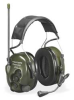 PowerCom Plus, Green, Neckband Style -- 2RRZ6