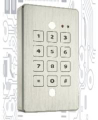 Baran Everswitch 39201117 - 3x4 Keypad Access Control Datasheet