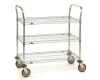 SP Series Heavy-Duty Utility Carts -- 3SPN54AS