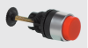Adjustable Mechanical Push/Reset Button -- L21HB01 - Image
