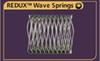 REDUX Wave Spring -- LWM40 100 1219S