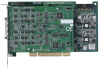 4-CH 14-bit AI, 8-CH 12-bit AO, PCI -- DAQ-2501 - Image