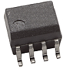 Dual Channel Low Input Current, High Gain Optocouplers -- HCPL-0730