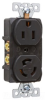 Combination Duplex Receptacle -- 4792 - Image