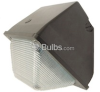 Wallpack Fixture (Small) with 100 Watt MH Lamp -- QWP12M100QLMP