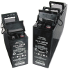 SBS Front Access AGM (AFT) & Gel (GFT) 12 Volt Maintenace Free VRLA Battery -- 12(AFT)100 - Image