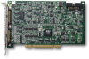 16/32 -CH 16-Bit 250/500 KS/s Multi-Function DAQ Cards with Encoder Input -- PCI-9222 - Image