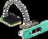 2 port Hilscher netX100 Fieldbus mPCIe, Profinet -- PCM-26R2PN -Image
