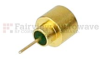 SMP Male Full Detent Hermetically Sealed Connector .150 inch Pin Terminal Solder Attachment -- SC5270 -Image