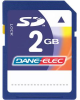 Dane-Elec DA-SD-2048-R 2GB SD™ Memory Card -- DA-SD-2048-R