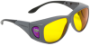 Laser Safety Glasses for UV, Erbium, Nd:YAG, Holmium and CO2 -- KXL-157C