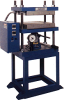 AccuStamp Rubber Stamp Molding Press with Digital Temperature Controls - Image