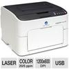 Konica magicolor 1600W Color Laser Printer - 1200 x 600 dpi, -- A034011