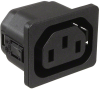 Power Entry Connectors - Inlets, Outlets, Modules -- 486-2883-ND - Image