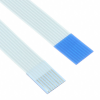 Flat Flex Ribbon Jumpers, Cables -- AFFC-050-08-153-11-ND -Image