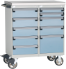 Mobile Compact Cabinet -- L3BED-3424L3 -Image