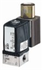 456 654 A - Cole-Parmer Three-Way Solenoid Valve for Liquids and Gases; 1/4