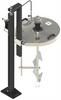 55 Gallon Drum Cover Agitators -- CYCLIX 200