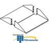 Chatsworth Products 3RMU Double-Sided Steel Shelf -- 40751-719 - Image