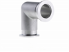 Vacuum Fitting - Mitred Elbow 90° ISO-KF -- View Larger Image