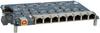 USB to RS-232 RJ45 Serial Interface Adapter -- 681U-OEM