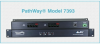 Dual Channel, RJ45,CAT5e, A/B/C Switch with SSH and HTTPS GUI -- Model 7393 -Image