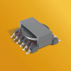 Miniature Flyback Transformers for Power over Ethernet -- POE60D-12 -- View Larger Image