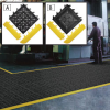 F.I.T. Anti-Fatigue Mat Tiles/Ergonomic Flooring -- 1554900