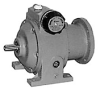 DISCO Series Motor NEMA-C Flange Input/Free Output Type Variable Speed Drives (1/4 H.P. to 10 H.P.)