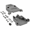 D-Sub, D-Shaped Connectors - Backshells, Hoods -- 367-1175-ND