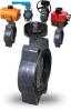 FE Series PVC Butterfly Valve -- FE Series - Image