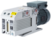TRIVAC Two Stage Oil Sealed Rotary Vane Pumps -- D 25 B -- View Larger Image