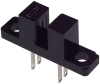 Optical Sensors - Photointerrupters - Slot Type - Transistor Output -- OR713-ND -Image