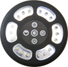 21 LED Tent Light with Timer -- 8418980