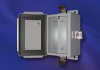 Bud Industries Inc. - NEMA 4X Steel Box With Screw Locks -- SN-3701