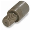 Cole-Parmer inert in-line inlet check valve; 0.014 C<sub>v</sub>, PEEK/EPDM -- GO-01355-12 -- View Larger Image