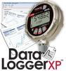 Digital Pressure Gauge Software -- DataLoggerXP