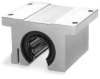 Pillow Block Brg,Bore .500 In,1.50 In L -- 4YRN5 - Image