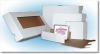 Corrugated Cake Boxes -- CAKE-1105