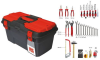 Mechanics Tool Box 44 Piece Kit -- 833-5979