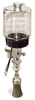 """(Formerly B1743-5X14), Electro Chain Lubricator, 1 pt Polycarbonate Reservoir, 1"""" Round Brush Stainless Steel, 120V/60Hz -- B1743-016B1SR31206W -- View Larger Image"""