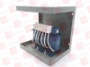 MTE RL-01202 ( LINE REACTOR, OPEN STYLE, 12AMP, 3PHASE, 2.50MH ) -Image