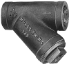 Cast Aluminum Screwed End Y Strainers -- 451-1/2