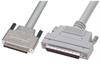Ultra SCSI Cable, .8mm Male / HPDB68 Male, 2.0m -- SZA00002-2M - Image