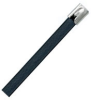 Pan-Steel Polyester Coated Stainless Steel Cable Ties -- PAN-MLTFC8S-CP316