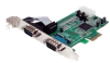 StarTech.com 2 Port Native PCI Express RS232 Serial.. -- PEX2S553