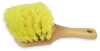 Acid Brush,Long,8 In,Wood/Poly -- 2MRC3